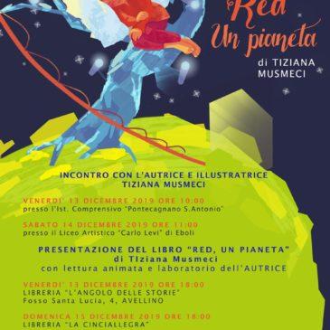 Tiziana Musmeci a Salerno e non solo….