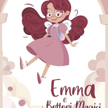 COPERTINA FRONTE_Emma e i Bottoni Magici