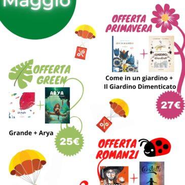 Promozione Maggio
